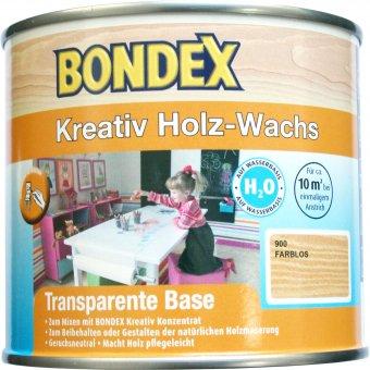 BONDEX Kreativ Holz-Wachs 0,5L