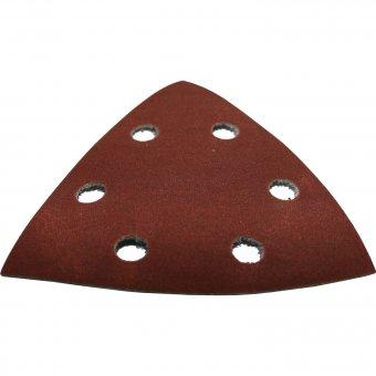 Bosch red:Wood Dreieckschleifpapier 320 Körnung (50 Stk.)