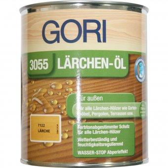 GORI Lärchen-Öl 3055 Lärche 7122 0,75L