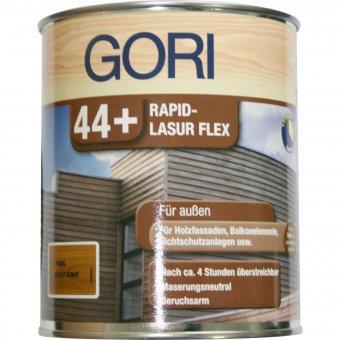 GORI Rapid-Lasur Flex 44+ Kastanie 7806 0,75L