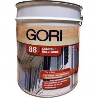 GORI Compact-Holzfarbe 88 Moosgrün 5172 10L